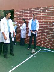 Física o futbol?