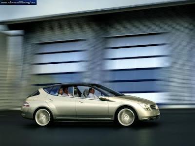 2003 Brabus Mercedes Benz Viano. Show 2003, Mercedes-Benz