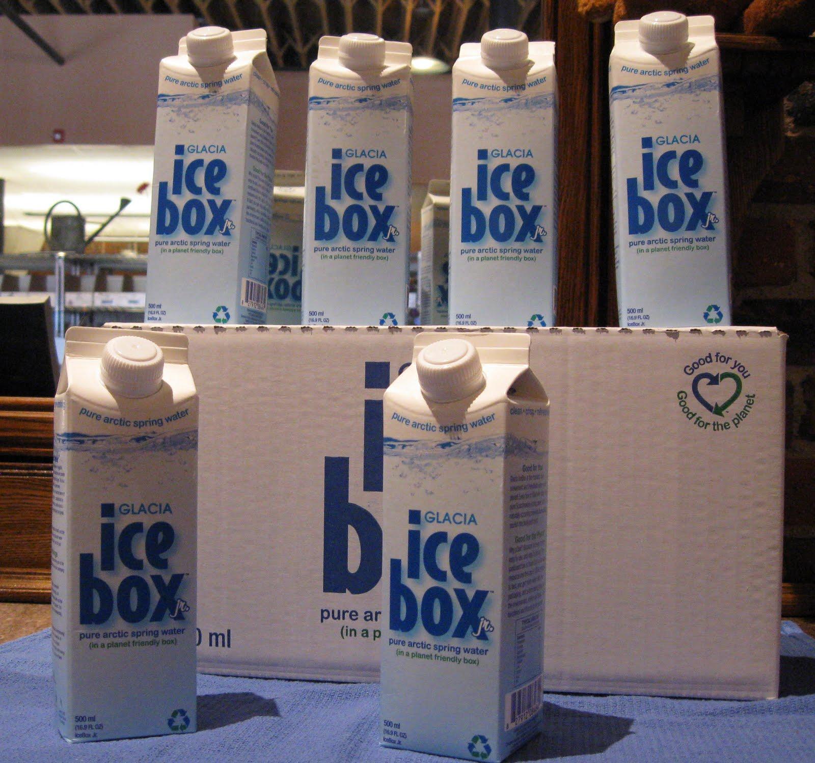Licorice International Blog Glacia Icebox Pure Arctic