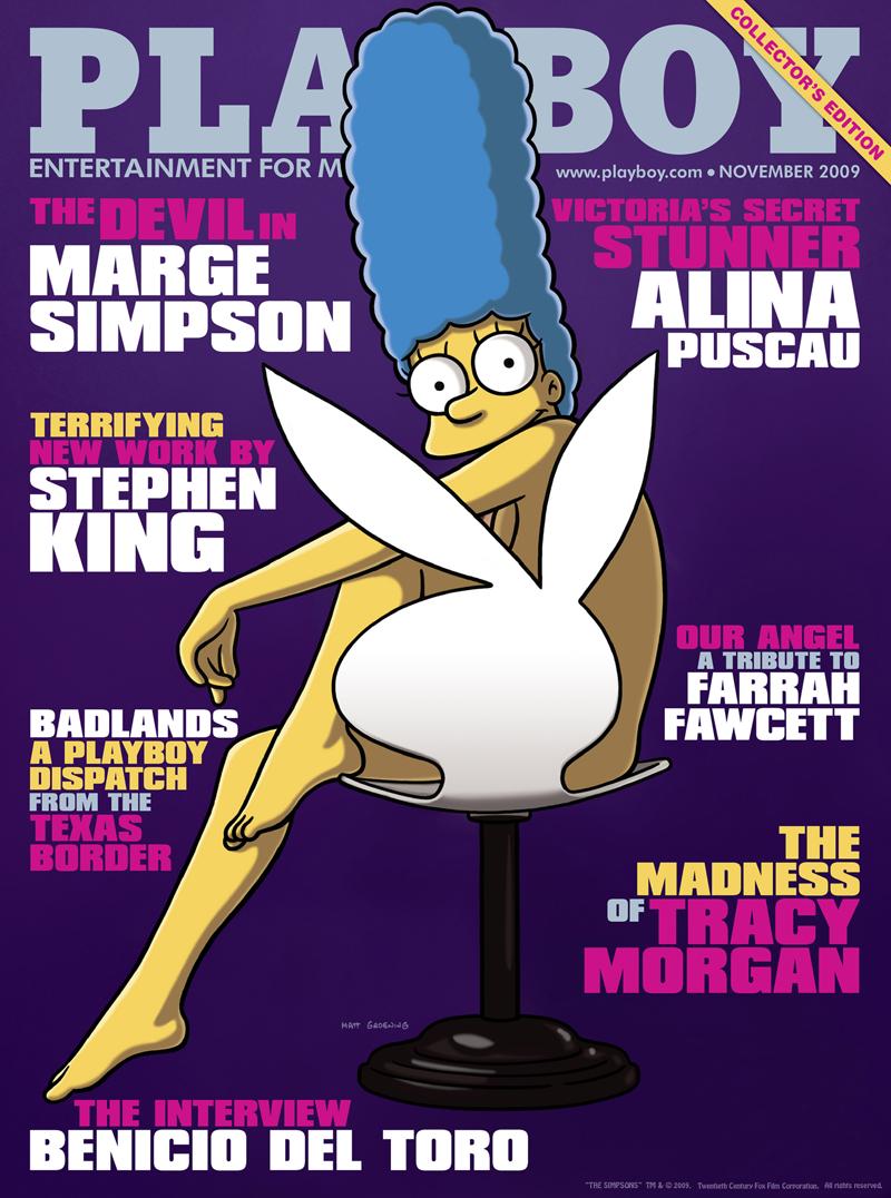 Escenas de desnudos Los Simpson