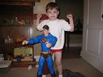 Matthew and Superman