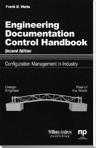 engineering document control handbook pdf