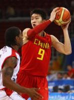 LA Lakers signed Sun Yue chinese guard