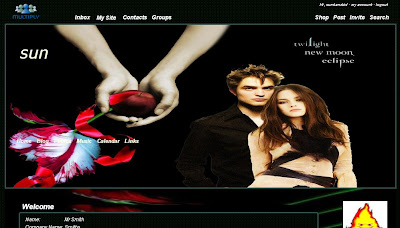 multiply themes, twilight saga new moon, eclipse, breaking dawn multiply layouts