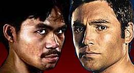 Manny Pacquiao vs Oscar de la Hoya fight results, Pacquiao vs de la Hoya results, Pacquiao vs dela Hoya results