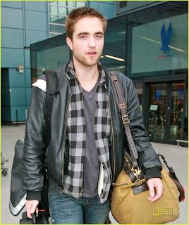 Robert Pattinson  Haircut on 24 Patrol  Robert Pattinson New Haircut  Robert Pattinson Cut His Hair