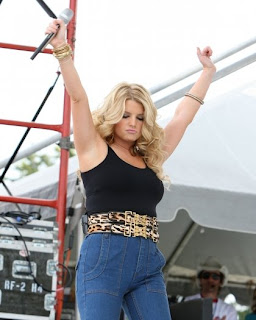 jessica simpson gain weight
