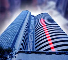 Indian Stock markets trading higher, BSE Sensex up by 160 points at 11.03 AM IST