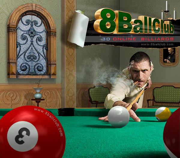 8BallClub Online Billiards sinuca