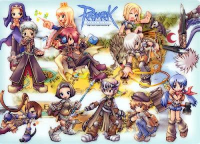 jogo Ragnarok Online PC