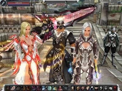Imagem do jogo Cabal Online