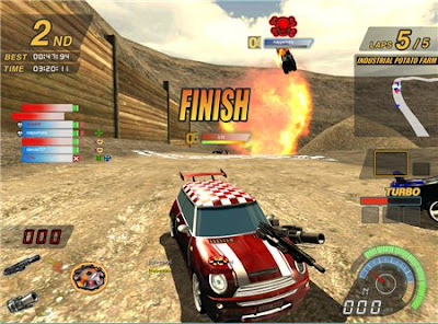 jogo UpShift StrikeRacer PC