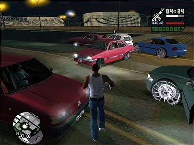 Chevette carros para GTA San Andreas