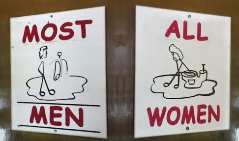 placas banheiros masculino feminino 11