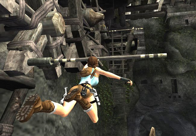 Lara Croft Tomb Raider Anniversary 6 games