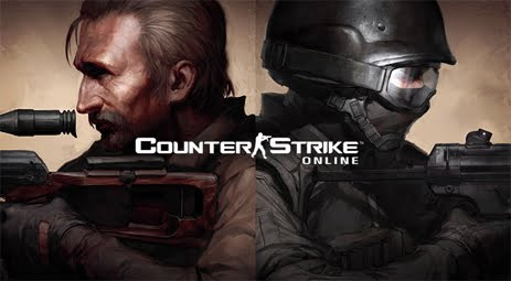 Counter-Strike Online game PC