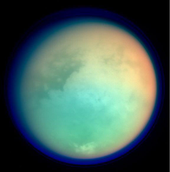 DIA Habría Confirmado Vida Extraterrestre en Titán