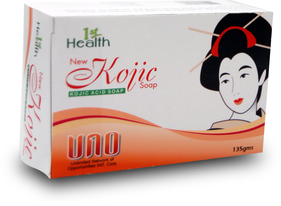 UNO PRODUCTS: Kojic Soap (Kojic Acid Soap)