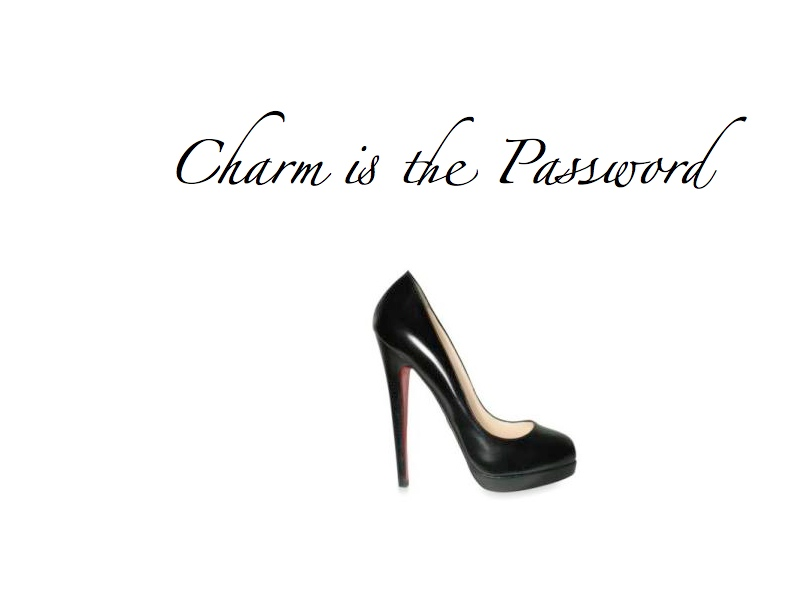 Charm is the Password