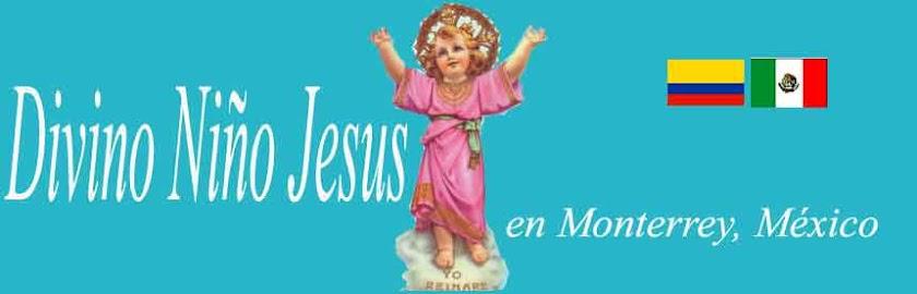 Divino Niño Jesús en Monterrey