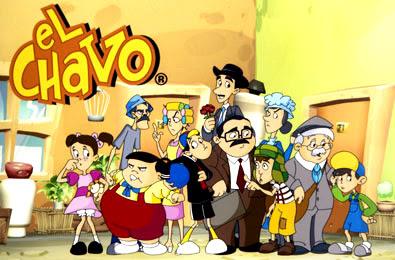 Chavo+del+ocho+caricatura
