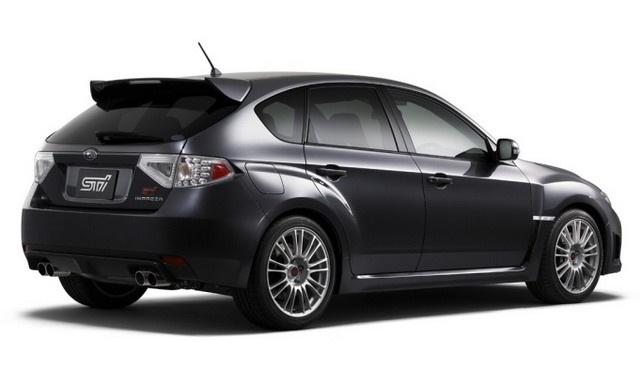 New Subaru Impreza 2010. Subaru Impreza STI