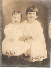 Freda & Beatrice Aikey
