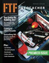 FTF - A Geocaching Magazine