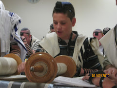 Zeve&#39;s bar mitzvah