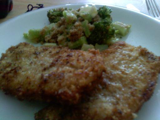 Cooking for Peace of Mind: Fry All Your Cares Away Pork Chops