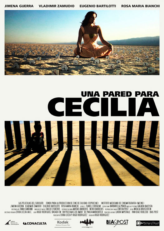 Una pared para Cecilia movie