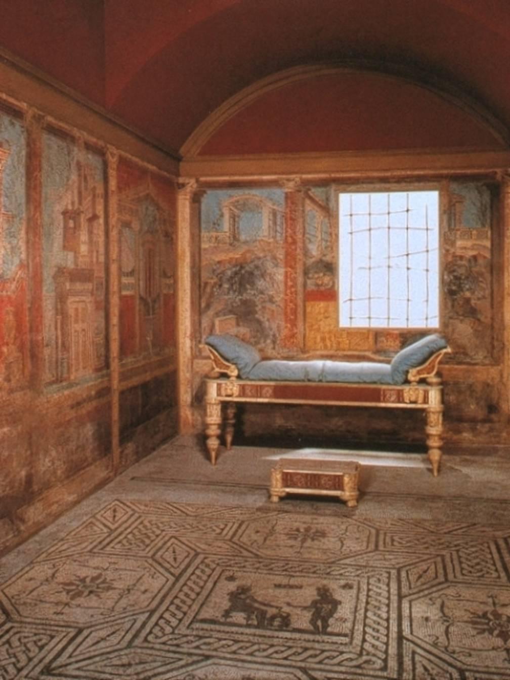 Historia del mueble y de la decoraci n interiorista 2 Casas griegas antiguas
