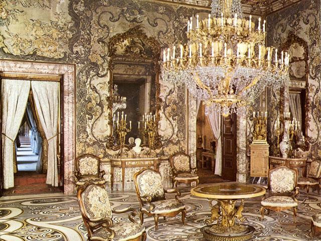 Historia del mueble y de la decoraci n interiorista 13 for Decoracion rococo