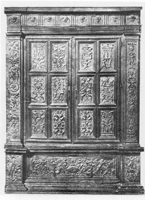 Historia del Mueble y de la Decoración Interiorista: 11. Manierismo ...