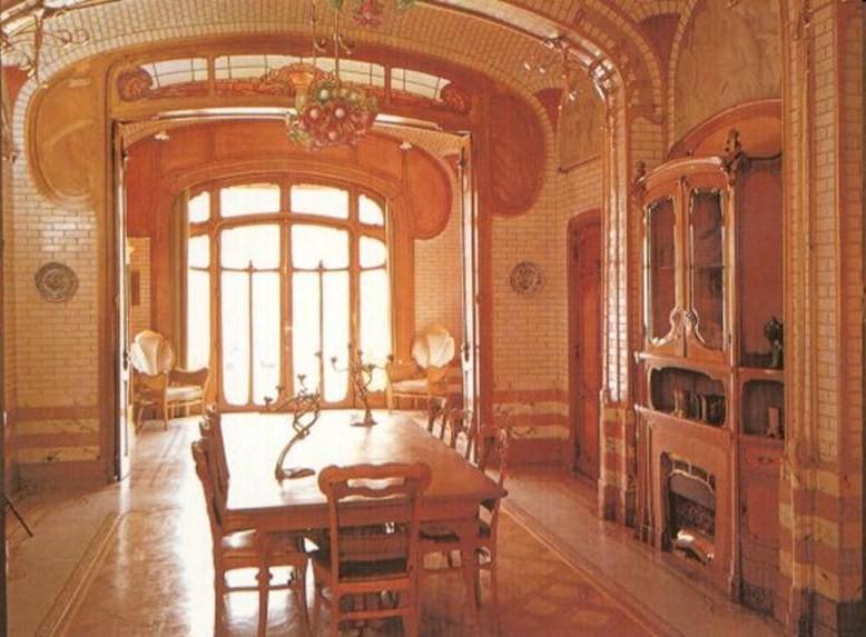 Historia del Mueble y de la Decoración Interiorista: 23. El ...