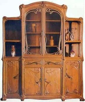 Historia del mueble y de la decoraci n interiorista 23 for Muebles modernistas