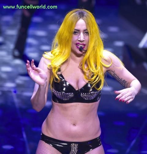 lady gaga hot pic. Lady Gaga Hot Pics at concert