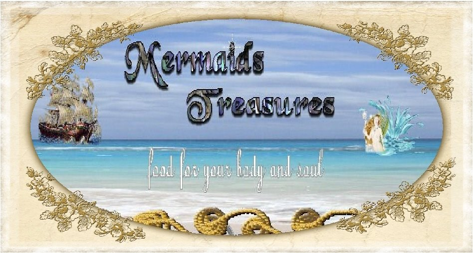 Mermaids Treasures - Musings of an Antique Lil Girl