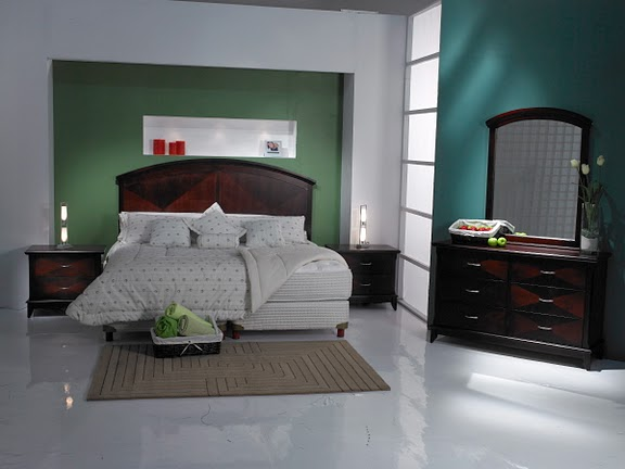 Dormitorios modernos camas modernas de madera for Camas de madera modernas