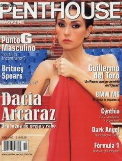 Dacia Arcaraz Desnuda