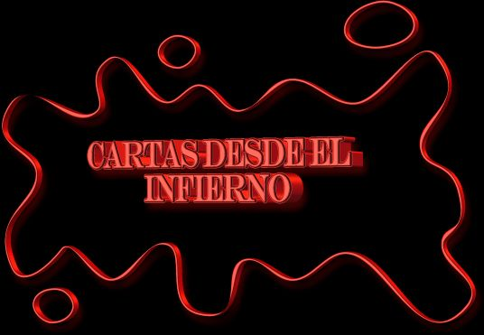 CARTAS DESDE EL INFIERNO