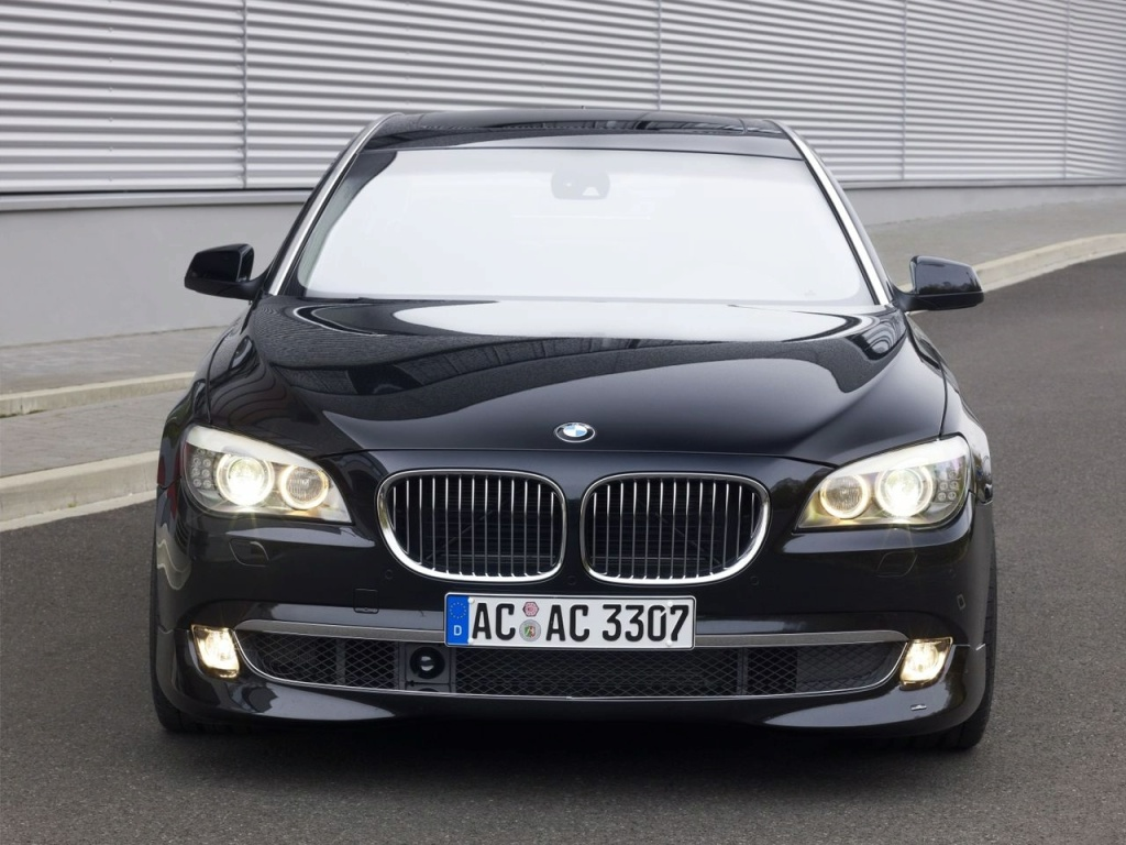 BMW 7 Series for the Presidents   Mowcar   mobile with your car