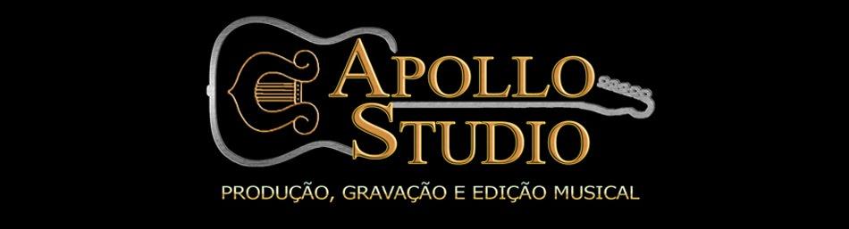Studio Apollo - Produção, gravação e edição musical