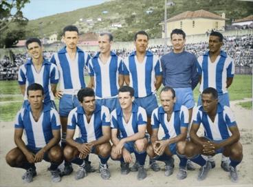 Avaí x Bangu 1957