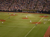 2009 Twins Home Opener from the Metrodome