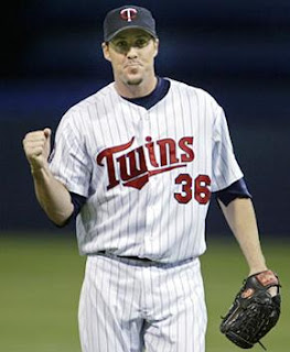 Minnesota Twins Pitcher Joe Nathan, who is going to be able to fill this guys shoes
