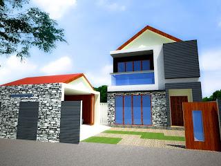 Teras Rumah Minimalis 2014
