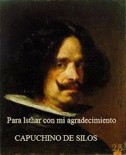 REGALO de mi querida amiga Capuchino De Silos