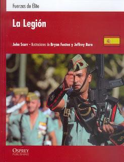 LA LEGION-FUERZAS DE ELITE- OSPREY