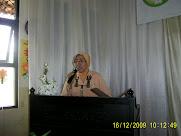 Ketua Dharma Wanita Disdik Kota Tangsel
